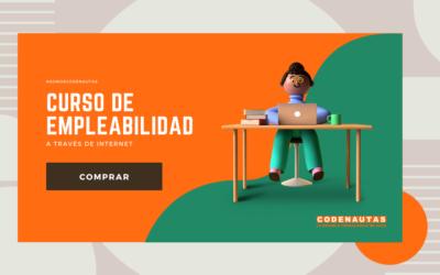 Curso de Empleabilidad a través de internet