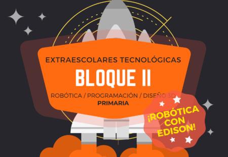 Extraescolares Tecnológicas II