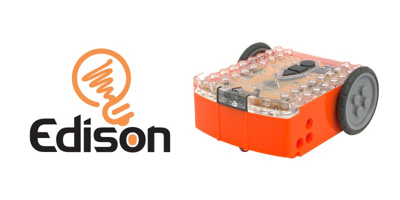 Edison robot Codenautas