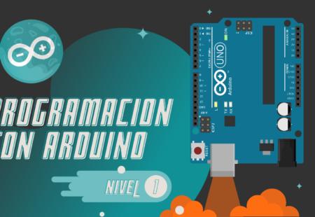 Curso de programación con Arduino I