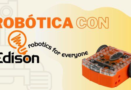 Curso de robótica con Edison