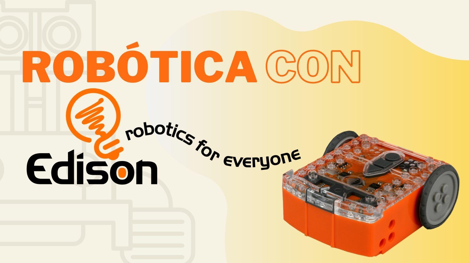 Robótica con Edison